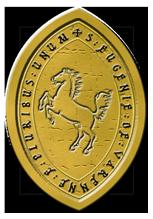 [Seigneurie de Loué] La Massonière Sceau-eugnie-jaune