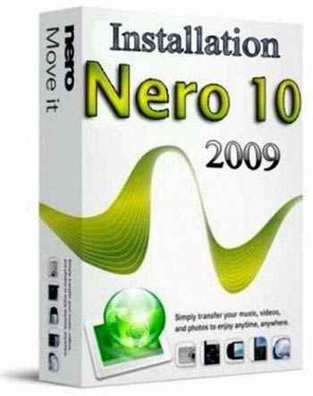 Nero Lite & Micro 10.0.13100 [Instalacion Desatendida]  Nero_10