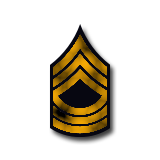 American Rank Insignias Msgt-1