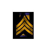 American Rank Insignias Sgt