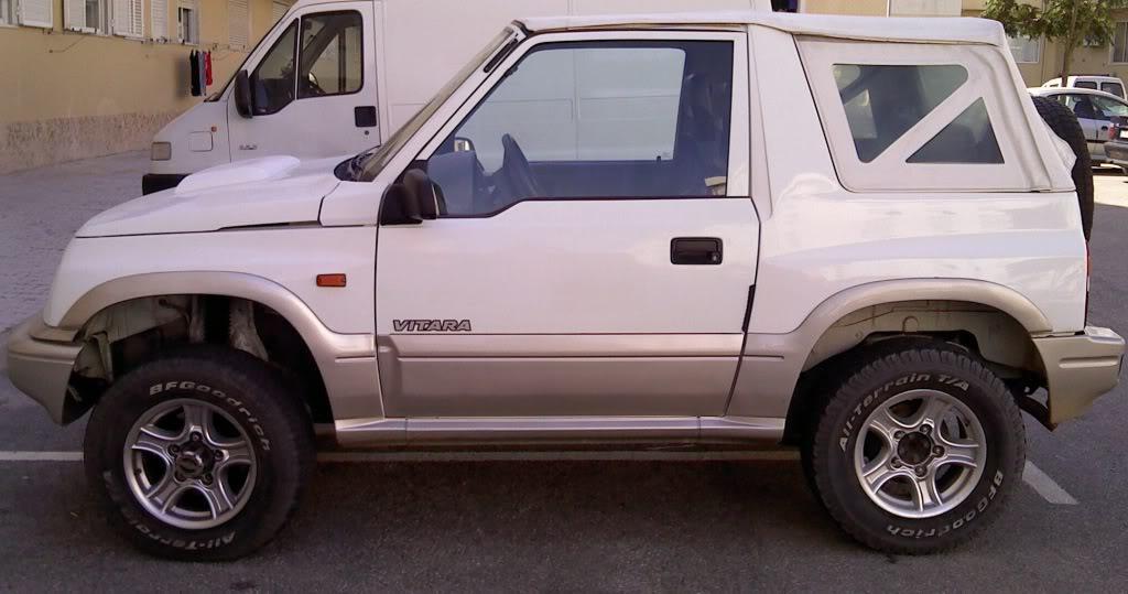 Vitara 1.9 JLX Cabrio PIC090830004