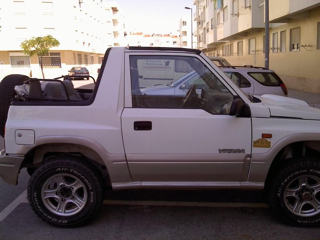 Vitara 1.9 JLX Cabrio PIC090830010