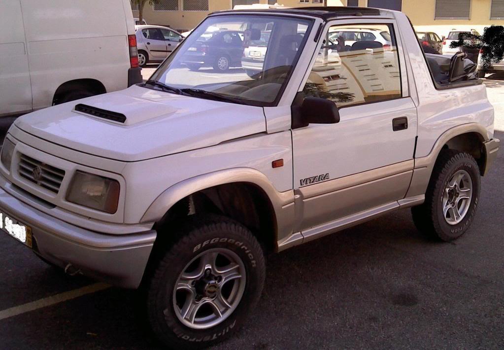 Vitara 1.9 JLX Cabrio PIC090830012