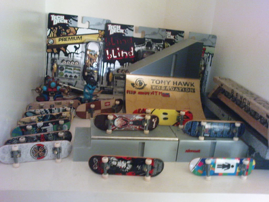 Tech Deck Collection DSC00562