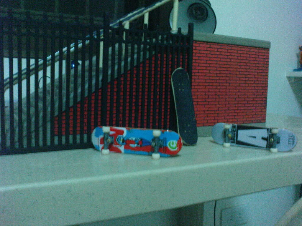 Tech Deck Collection DSC00666