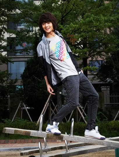 [photos]SHINee New Reebok Cf Moaaaaaaaaaar3
