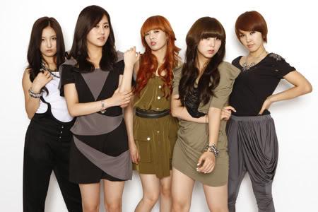 4Minute cantara una cancion de amor 003