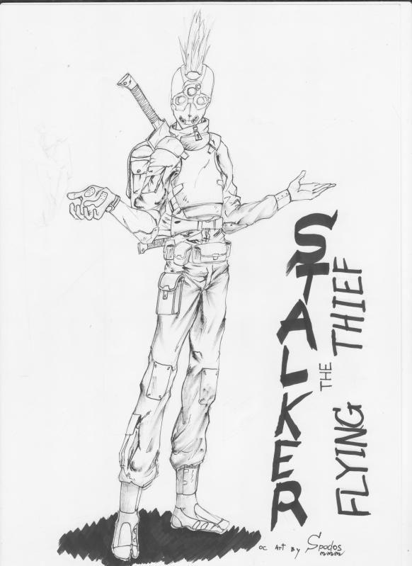 Spodos artwork[วาดให้เพือนบน DA ] 01001