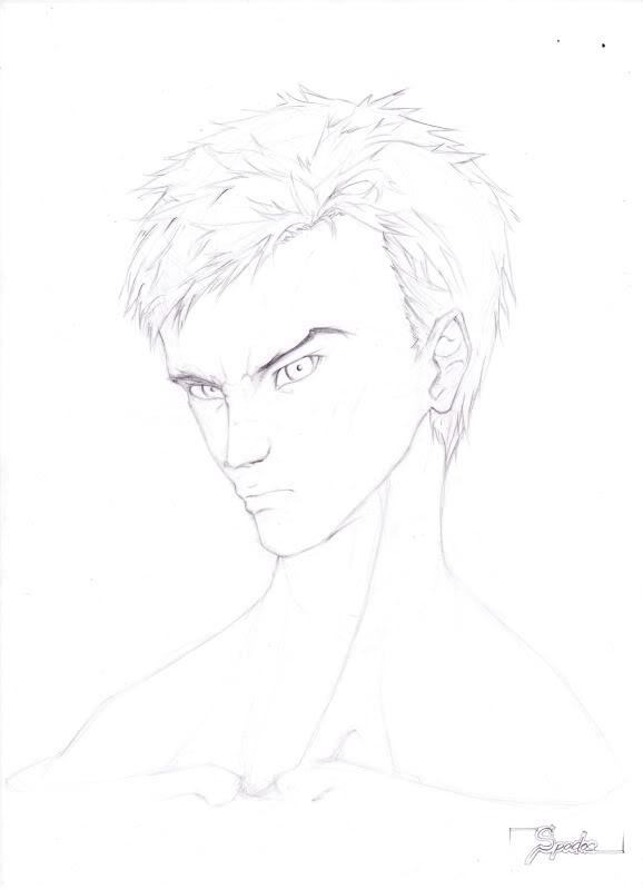Spodos artwork[วาดให้เพือนบน DA ] Hammer_by_spodos777-d4czvj622