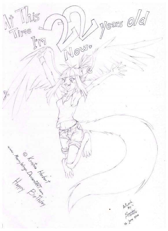 Spodos artwork[วาดให้เพือนบน DA ] Happy_birthday_moony_by_spodos777-d7m799f_zps59de9b76