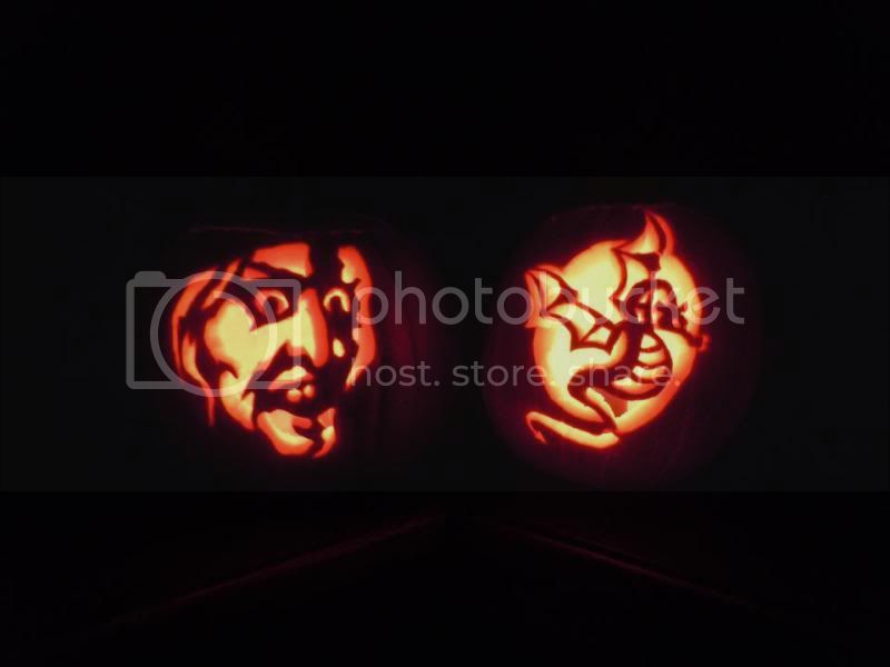 HALLOWEEN! Pumpkins