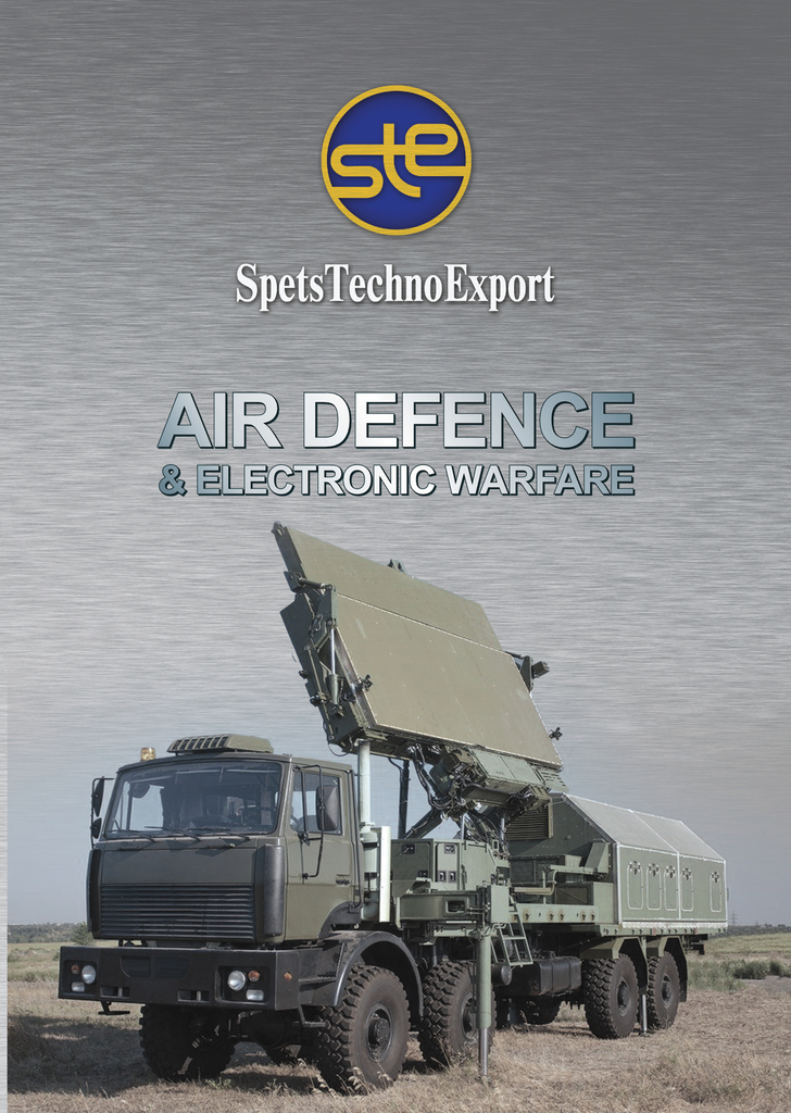 Libros digitales, cursos, talleres SpetsTechnoExport_Radar_STE_new_zpstz3blupf