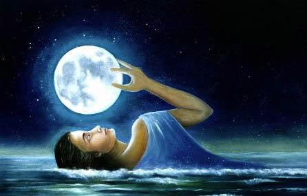 POEMAS SIDERALES ( Sol, Luna, Estrellas, Tierra, Naturaleza, Galaxias...) Mujerluna