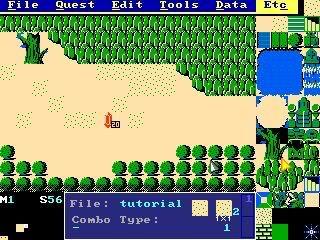 Tutoriaux Zquest-Zelda Classic (en français) Ecran05