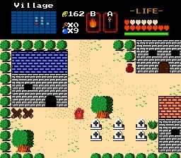 Legend of Zelda -Mini Quest 3- Zelda001