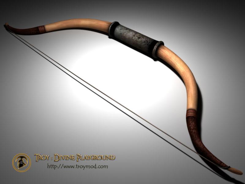 Nyx's Weapon(Bow And Arrow;Hemera:Trident;Mortis) Shortbow