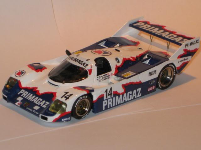 Porsche 962 C Le Mans 1991 161209