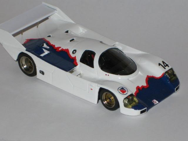 Porsche 962 C Le Mans 1991 291109