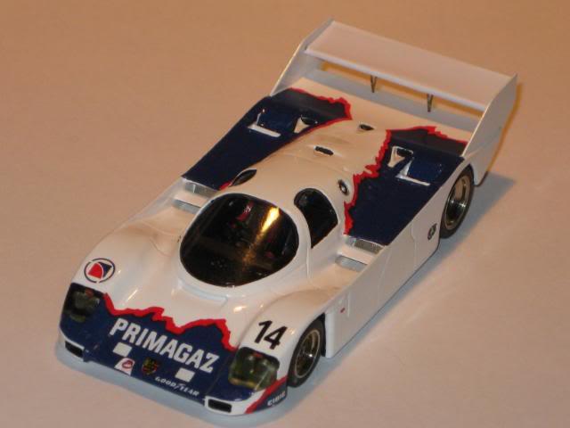 Porsche 962 C Le Mans 1991 291109002