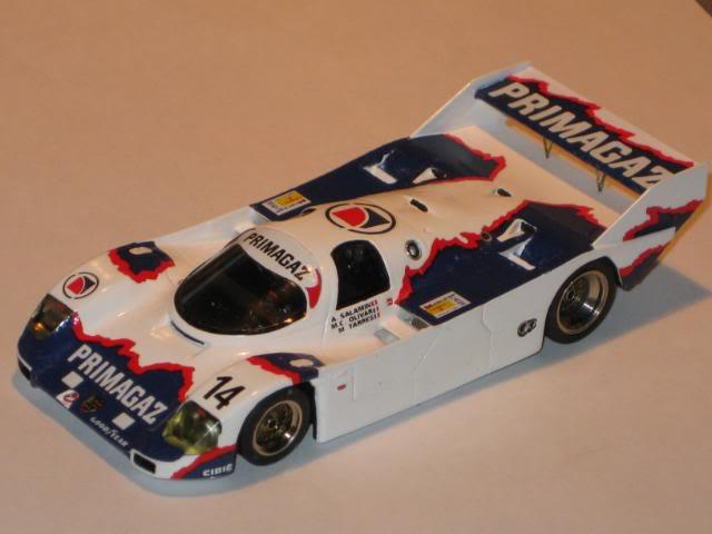 Porsche 962 C Le Mans 1991 291109003