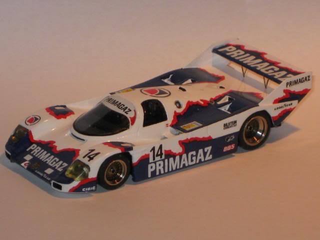 Porsche 962 C Le Mans 1991 301109002