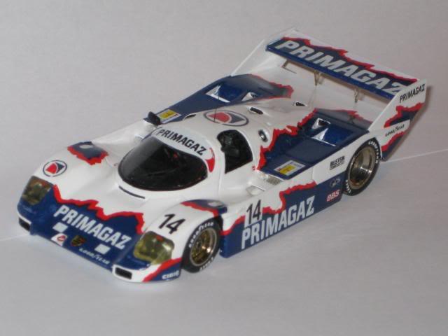 Porsche 962 C Le Mans 1991 301109006