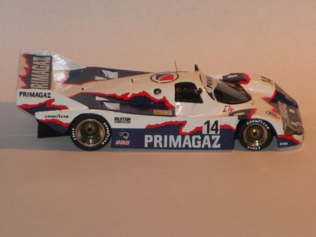 Porsche 962 C Le Mans 1991 301109007