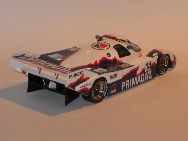 Porsche 962 C Le Mans 1991 301109008
