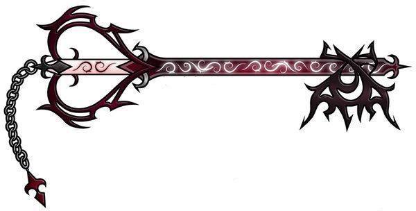 Kairi princesse de coeur The_LureBreaker_Keyblade_by_Lysa