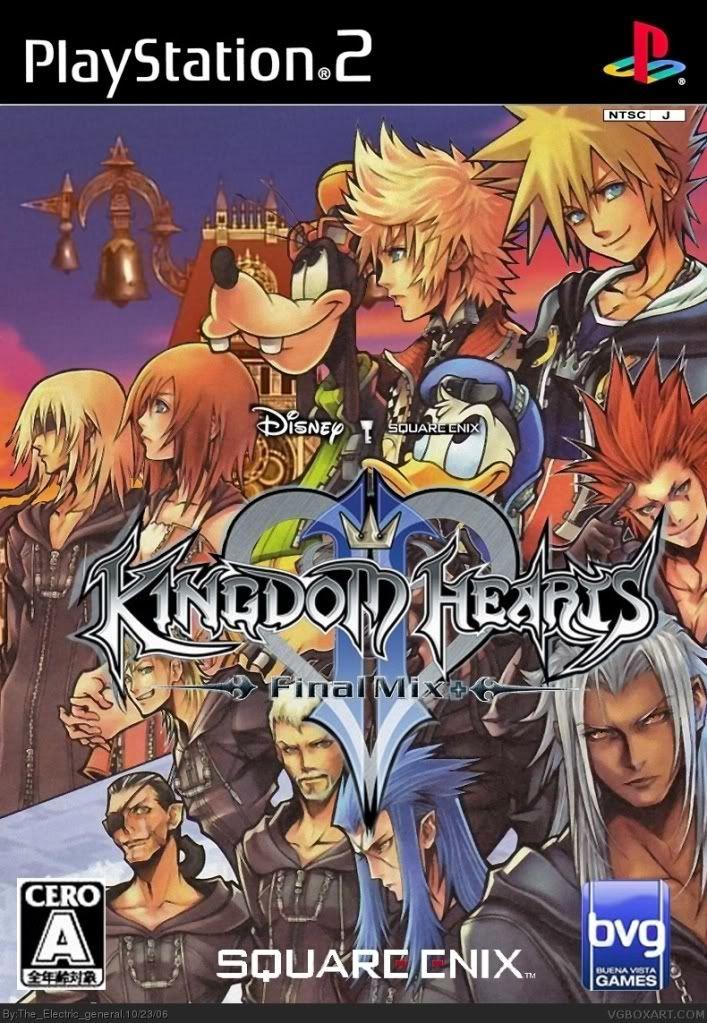 Kingdom Hearts KH