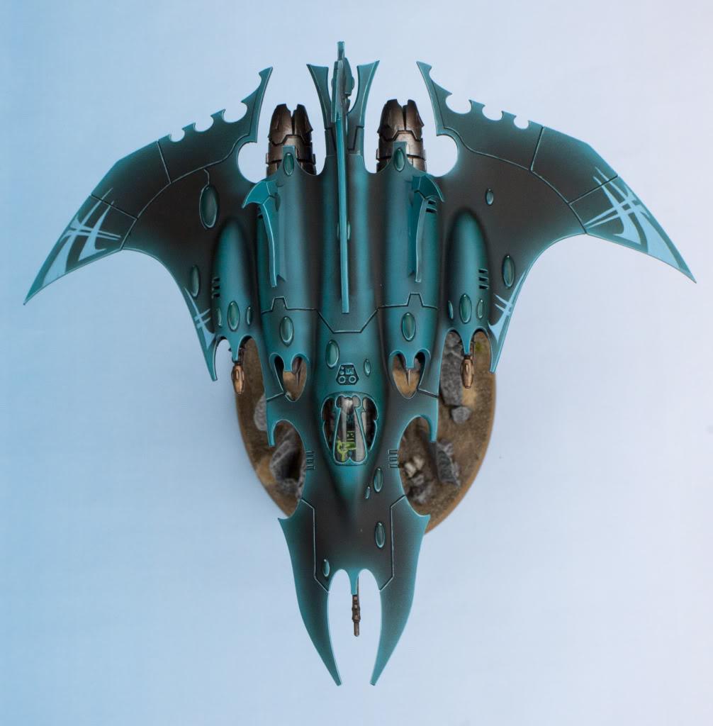 Razorwing Jetfighters and Voidraven Bombers Razorwing3