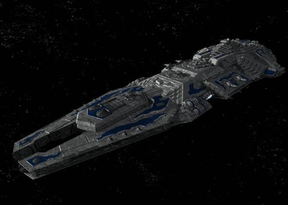 Terran Space Ships AZAgiantgiantship