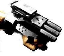 Terran Alliance Weaponry A1