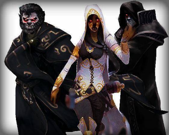 The Hexisan Council BalidarWolfPack