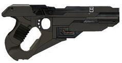 Terran Alliance Weaponry DuelPist