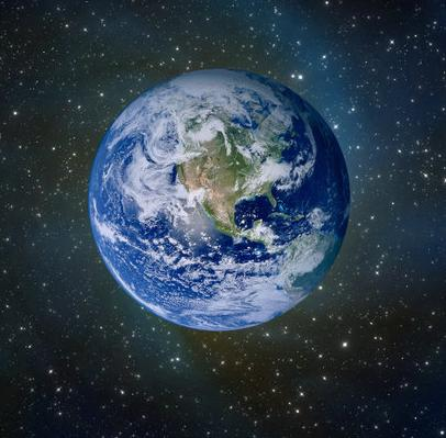 The Milky Way Galaxy Earth
