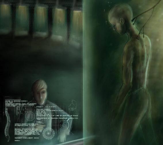 Human History GeneticAltering