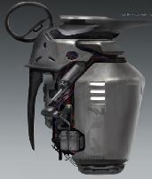 Terran Alliance Weaponry Grenade
