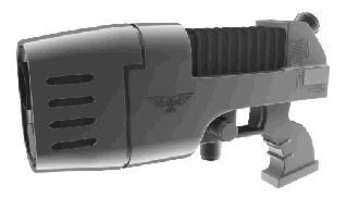 Terran Alliance Weaponry HeavyLP