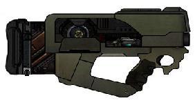 Terran Alliance Weaponry HeavyPP