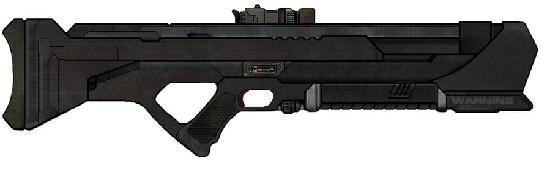 Terran Alliance Weaponry HeavyPR