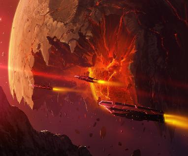 The Hexisan Galaxy HexPlanet14