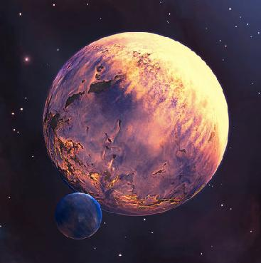The Hexisan Galaxy HexPlanet5