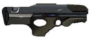 Terran Alliance Weaponry Hexpistol