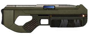 Terran Alliance Weaponry Hexrif