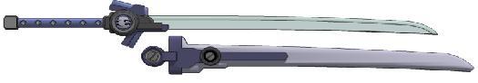 Terran Alliance Weaponry Ksword