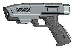 Terran Alliance Weaponry LightLP