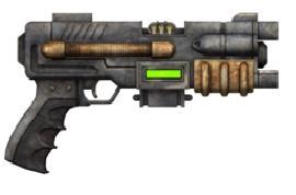 Terran Alliance Weaponry LightPP