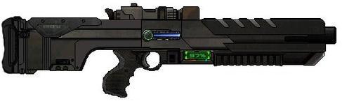 Terran Alliance Weaponry LightPR