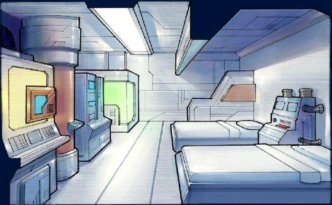 The Steel Witch MedRoom